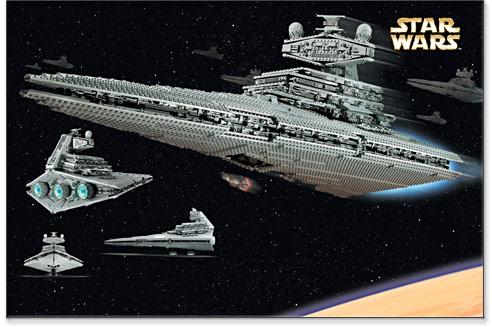 Najlepszy okręt Imperium