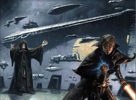 Dark Empire Luke | Jedi Council Forums