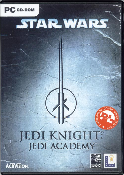 Star Wars Jedi Knight Jedi